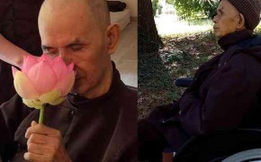 Thich Nhat Hanh Transferred to U.S. to Continue Rehabilitation