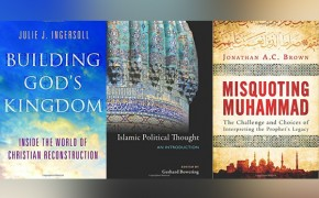 These 3 Books Describe the Push to Bring Religion Back into Government