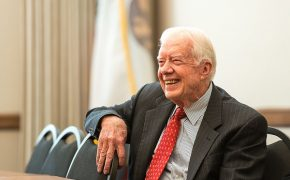 After Cancer Announcement, Attendance at Jimmy Carter's Sunday School Skyrockets