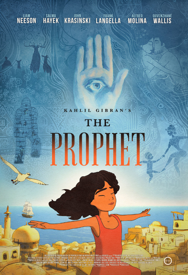 The Prophet Movie Poster