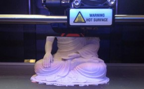 Buddhist Temples Use 3D Printed Statues to Reduce Theft of Priceless Originals