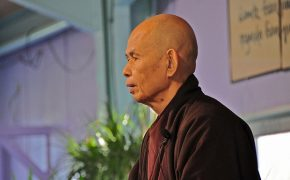 "Thich Nhat Hanh Speaks for the First Time in 10 Months: ""So Happy"""