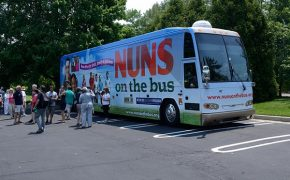 """Fourth Annual """"Nuns on the Bus"""" Tour Will focus on the Pope's Visit"""