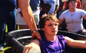 Mass Baptism Before Football Practice Draws Mixed Reactions