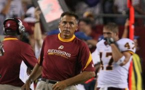 "Former Redskins Coach Jim Zorn Split the Team into ""Christians"" and ""Ballplayers"""