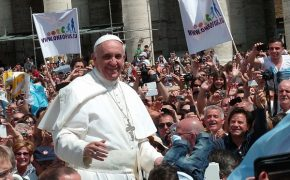 Pope's New Interview: Aliens, Canonization, Climate Change