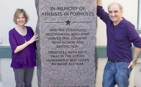 FFRF Dedicates New Monument to Atheist War Veterans