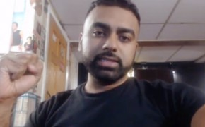 Gibran Malik Facebook Viral Video Proclaims All Muslim Leaders in the World Are Cowards