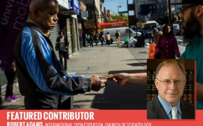 Church of Scientology Battles Drug Abuse in NYC