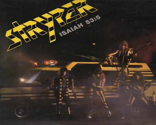 Stryper Soldier Under Command