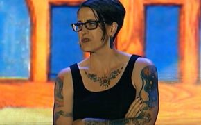 "Tattooed Pastor Nadia Bolz-Weber Accidentally Finds God ""In All The Wrong People"""