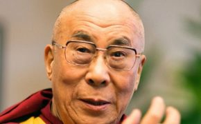 Dalai Lama: This is not a Political Matter, Not Religious. It's About Survival.
