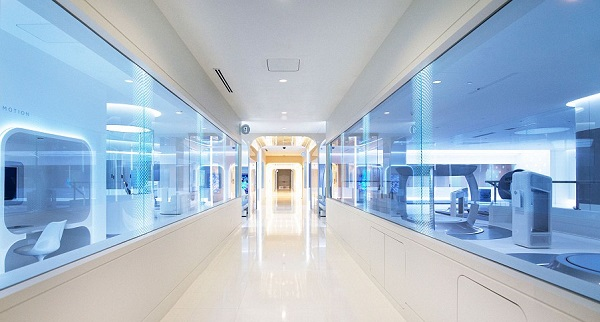 Followers of Scientology believe in these halls they can improve their
