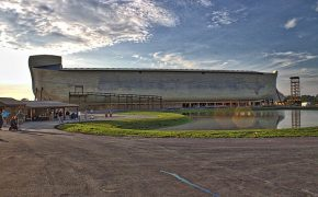 Noah's Ark, Theme Park Under Construction in Kentucky