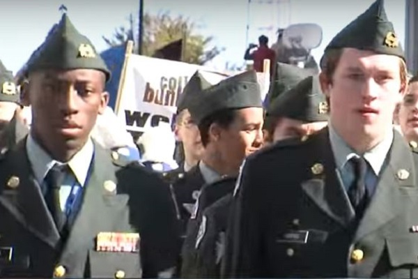 CAIR joins in Veteran's Day Parade