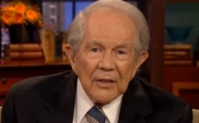 Gay Marriage Still Illegal, Says Pat Robertson