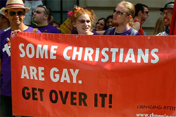 Does Religion Condemn Homosexuality?