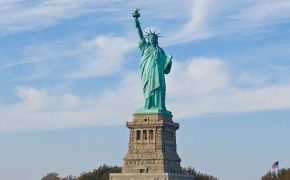 The Statue of Liberty was originally to be a Muslim Woman