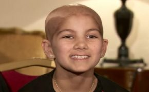 The Pope's Kiss Killed Cancer, Cures 12-year-old Girl