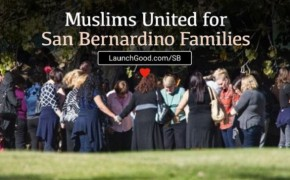 Muslims Raise $200,000 for Families of San Bernardino Victims