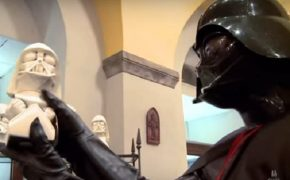 It's a 'Star Wars' Kind of Christmas! Kessel Run to These Themed Church Services