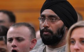 U.S. Army Allows Sikh Officer to Wear Beard and Turban