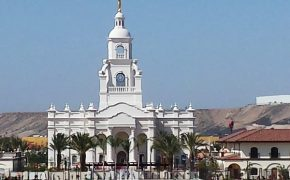 New Mormon Temple in Mexico is 149th Temple in the World