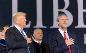Donald Trump Claims He Will Protect Christians at Liberty University