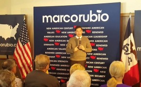 "Atheist Asks Marco Rubio if He's Running for ""Pastor-in-Chief"" or ""Commander-in-Chief"""