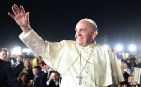 Pope Francis Is Speaking Out About Syria Mess
