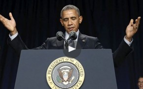"Obama at National Prayer Breakfast: ""Faith Is the Great Cure for Fear"""
