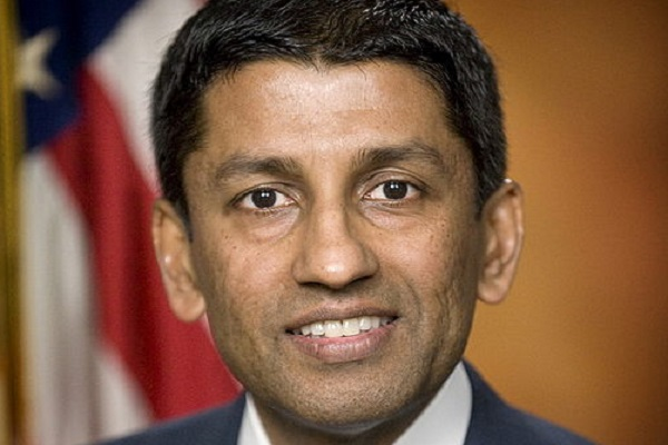 Srikanth Srinivasan Could be the First Hindu to Serve on the Supreme Court