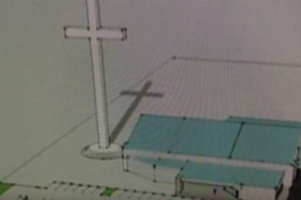 Everything's Bigger in Texas – See the Largest Cross in the U.S.