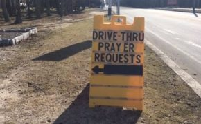 Ash Wednesday On the Go: Church Offers Drive-Thru Lent Prayers