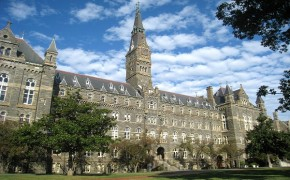 Georgetown Gets $10 Million for Holocaust Research