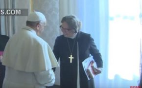 Pope Francis Met with Finland's Luthern Ecumenical Delegation for Unity