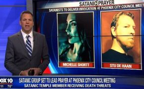 Satanists Will Deliver Invocation At Phoenix City Council Meeting