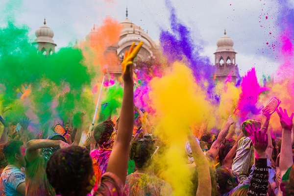 Happy Holi! The Hindu Festival of Colors