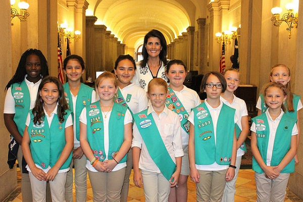 Girl scouts official stance on homosexuality