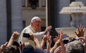 Spotify Launches Ad Campaign Featuring Pope Francis
