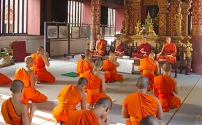 250,000 Dollar Car Is the Focus of Investigation on Buddhist Monk