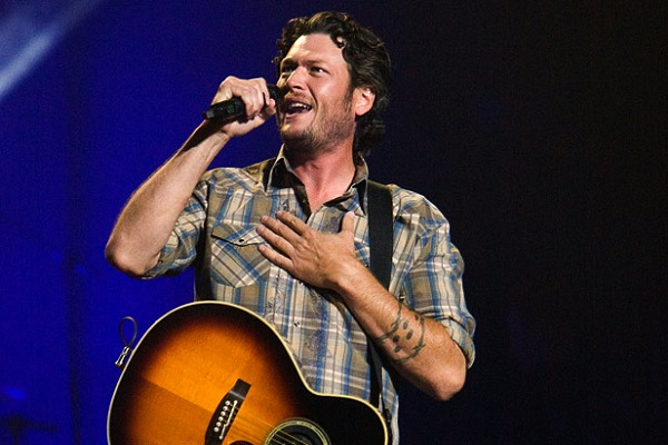The New Blake Shelton Gospel Song Inspired by a Dream