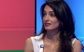 Amal Clooney Speaks up Against Donald Trump's Statements on Muslims and Women
