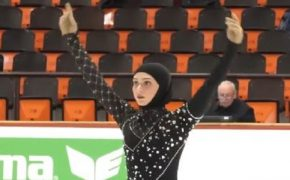 Muslim Figure Skater Wants to Inspire Women Around the World