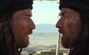 "Jesus and the Devil: Ewan McGregor on his Double Role in ""Last Days in the Desert"""