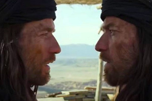 """Jesus and the Devil: Ewan McGregor on his Double Role in """"Last Days in the Desert."""""""