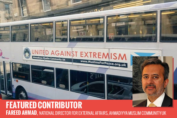 Fareed Ahmad United Against Extremism