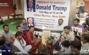 Hindus Pray to Gods for A Trump Win
