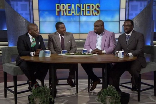 Megachurch Preachers Are the Hosts of this New Talk Show