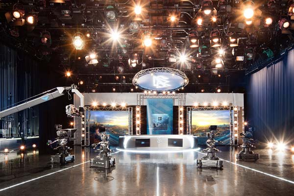 Scientology Media Productions Studio